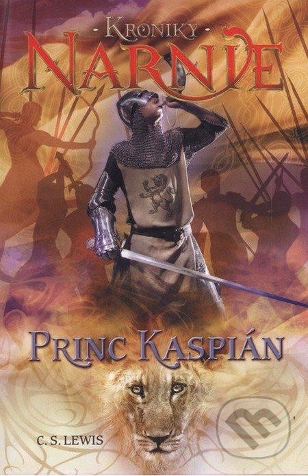 Kniha Princ Kaspian (C. S. Lewis)