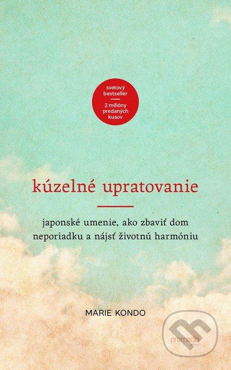 c1fc0ecb5 Kniha: Kúzelné upratovanie (Marie Kondo) | Martinus