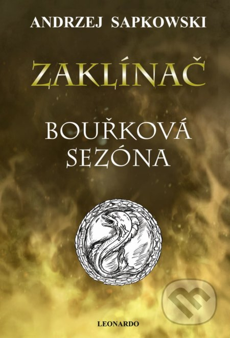 Kniha Bouřková sezóna (Andrzej Sapkowski)