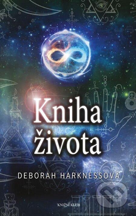 Kniha Čas čarodějnic (Deborah Harkness)