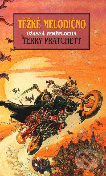 Kniha Těžké melodično (Terry Pratchett)
